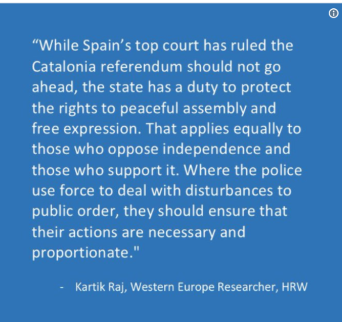 Καταλονία: 90% υπέρ της ανεξαρτησίας - 844 οι τραυματίες - εικόνα 3