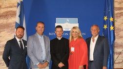 Βραβεία Sciacca: Επίσκεψη στη Βουλή των Ελλήνων και το Υπ.Εξωτερικών
