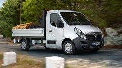 Τα Opel Combo, Vivaro & Movano σε 400 εκδόσεις για κάθε ανάγκη