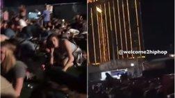 Βίντεο σοκ από το μακελειό στο Λας Βέγκας με 59 νεκρούς
