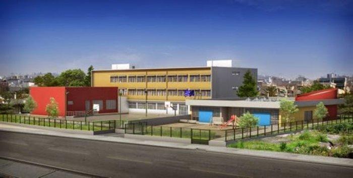 Τα 24 νέα σχολεία-κόσμημα με φυτεμένες στέγες, πλωτές σκάλες - εικόνα 2
