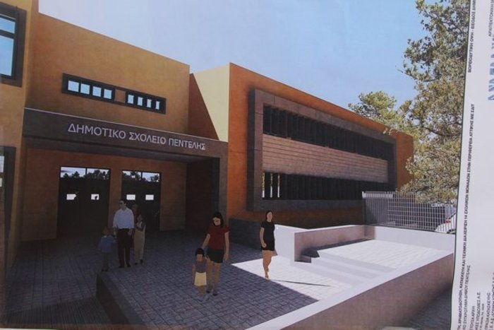 Τα 24 νέα σχολεία-κόσμημα με φυτεμένες στέγες, πλωτές σκάλες - εικόνα 4