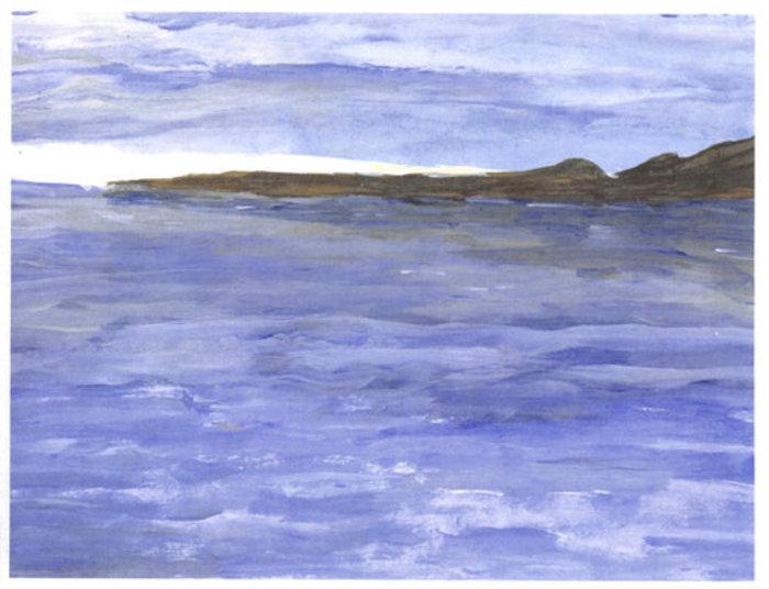 Ωδή στη θάλασσα: πρώτη φορά, έργα τέχνης από κρατούμενους του Γκουντάναμο - εικόνα 2