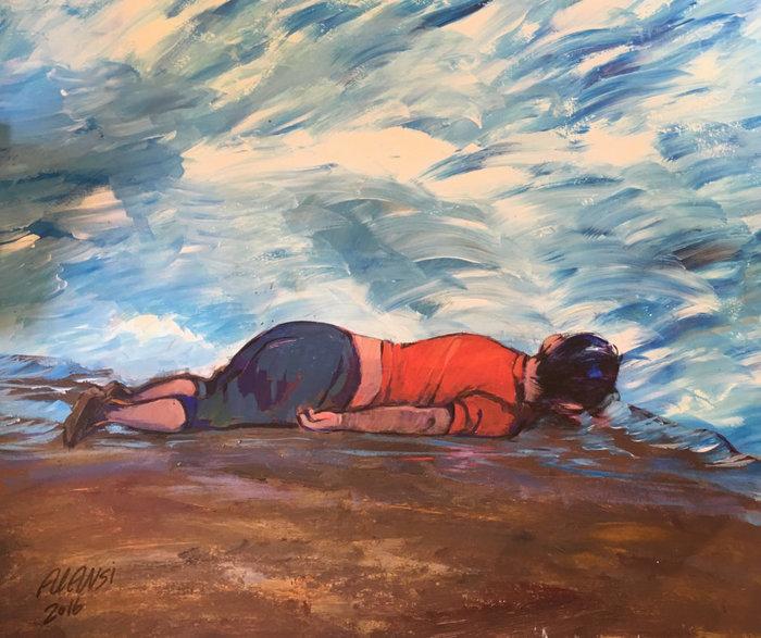 Ωδή στη θάλασσα: πρώτη φορά, έργα τέχνης από κρατούμενους του Γκουντάναμο - εικόνα 3