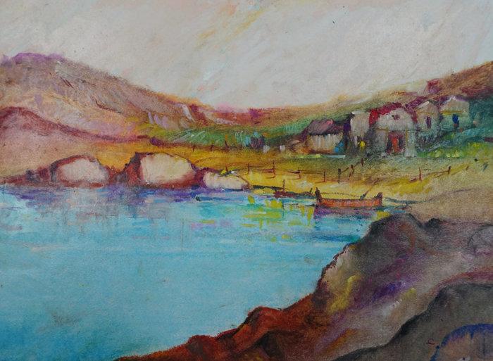 Ωδή στη θάλασσα: πρώτη φορά, έργα τέχνης από κρατούμενους του Γκουντάναμο - εικόνα 6