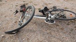 Σκοτώθηκε ποδηλάτης στη Χαλκιδική - Παρασύρθηκε από αυτοκίνητο