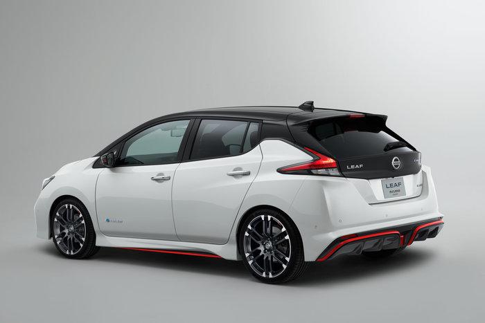 """Η Nissan έκανε το Leaf """"τριφασικό"""" και το παρουσιάζει στο Τόκιο"""