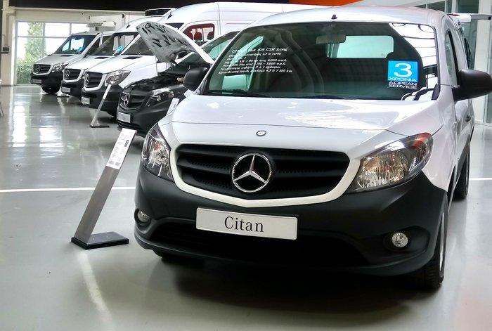Mercedes Benz Open Weekend: Τα επαγγελματικά σε πρώτο πλάνο - εικόνα 2