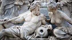 Από τον Όλυμπο στα Τάρταρα: Η ελληνική μυθολογία σε ένα διάγραμμα