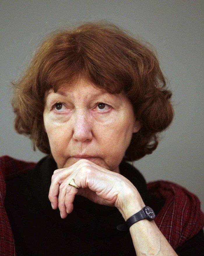 Πέθανε η γαλλίδα ηθοποιός και μυθιστοριογράφος Αν Βιαζεμσκί - εικόνα 2