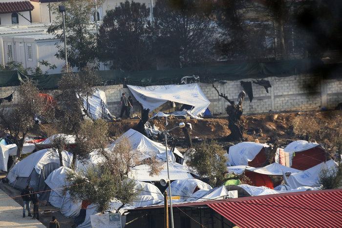 Ράπισμα από τη Human Rights Watch: Η Μόρια είναι στρατόπεδο συγκέντρωσης - εικόνα 2