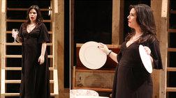 Μαρίνα Ασλάνογλου: Πρεμιέρα στο θέατρο στον 5ο μήνα της εγκυμοσύνης της