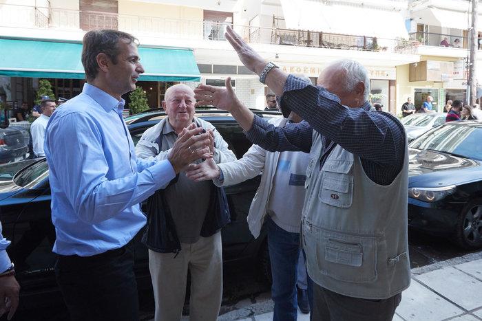 Μητσοτάκης: Εμείς κάνουμε προτάσεις,ο Τσίπρας αντιπολίτευση στον εαυτό του - εικόνα 2