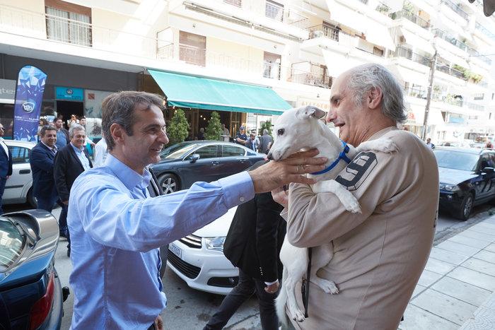 Μητσοτάκης: Εμείς κάνουμε προτάσεις,ο Τσίπρας αντιπολίτευση στον εαυτό του - εικόνα 3