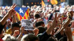 Μαζική έξοδος τραπεζών και εταιριών από την Καταλονία