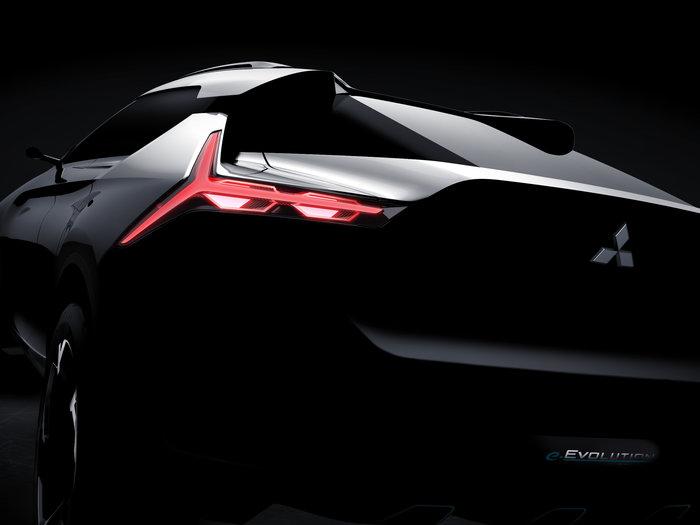 Αποκάλυψη για το Mitsubishi e-Evolution concept στο Τόκιο
