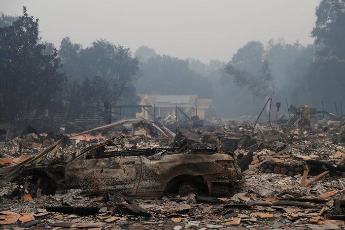 Καλιφόρνια: 15 νεκροί & 150 αγνούμενοι από τις φωτιές - εικόνα 2