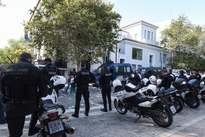 Εισβολή Ρουβίκωνα στην ισπανική πρεσβεία στην Αθήνα, 18 προσαγωγές