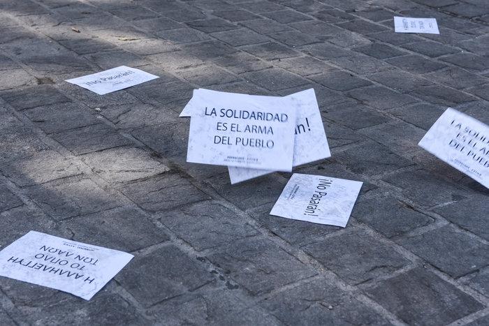 Εισβολή Ρουβίκωνα στην ισπανική πρεσβεία στην Αθήνα, 18 προσαγωγές - εικόνα 4