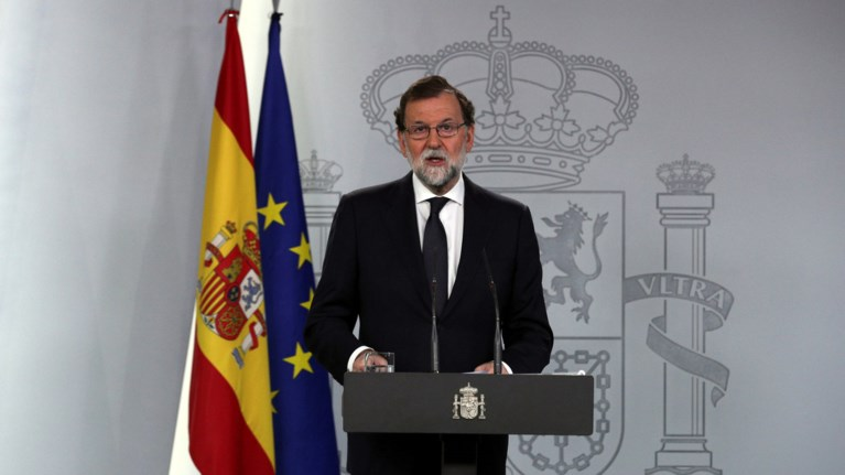 Τελεσίγραφο Ραχόι στην Καταλονία-Απειλεί με το άρθρο 155