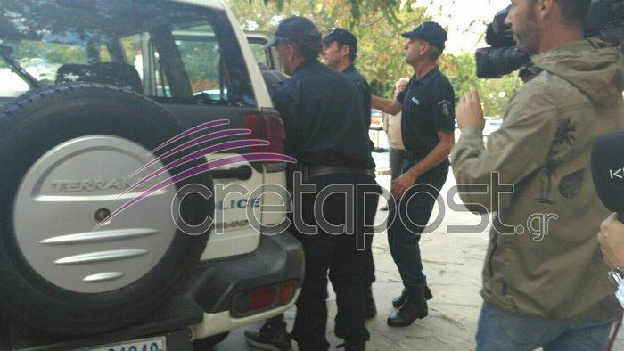 Στη φυλακή το ζευγάρι των εραστών για το φόνο του γιατρού στη Σητεία - εικόνα 3