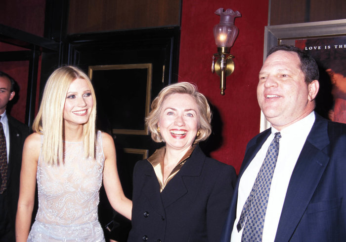 Με την Γκουίνεθ Πάλτροου και τη Χίλαρι Κλίντον τις εποχές της δόξας του