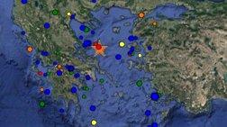 Ισχυρός σεισμός 5 Ρίχτερ στην Αλόννησο