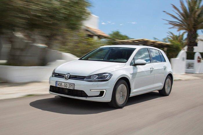 Από 38.800 ευρώ το ηλεκτρικό VW e-Golf στην Ελλάδα