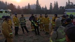 Πυρκαγιές Καλιφόρνια: 24 νεκροί, εκατοντάδες αγνοούμενοι
