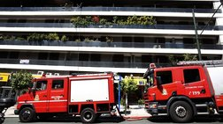 Νεκρό ζευγάρι από πυρκαγιά σε διαμέρισμα στου Ζωγράφου