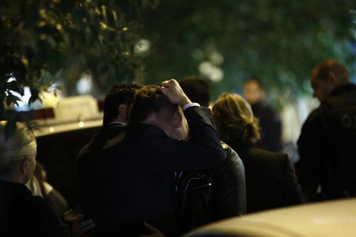 Το συγκλονιστικό αντίο του γιου του Μιχάλη Ζαφειρόπουλου - εικόνα 5