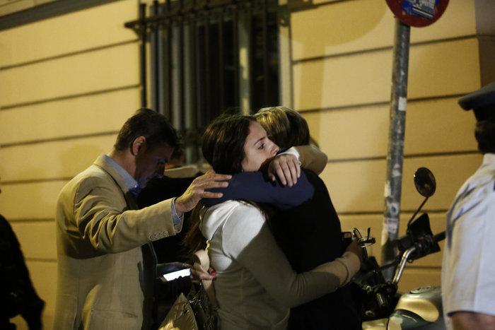 Το συγκλονιστικό αντίο του γιου του Μιχάλη Ζαφειρόπουλου - εικόνα 7