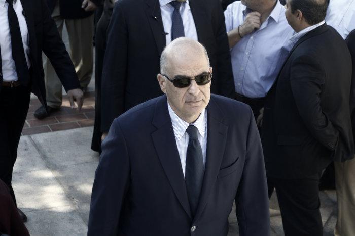 Το τελευταίο αντίο στον ποινικολόγο Μιχάλη Ζαφειρόπουλο - εικόνα 8