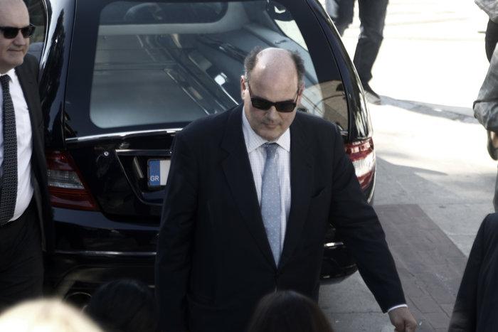 Το τελευταίο αντίο στον ποινικολόγο Μιχάλη Ζαφειρόπουλο - εικόνα 10