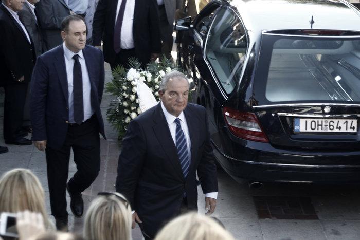 Το τελευταίο αντίο στον ποινικολόγο Μιχάλη Ζαφειρόπουλο - εικόνα 5