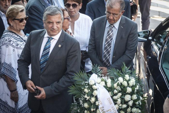 Το τελευταίο αντίο στον ποινικολόγο Μιχάλη Ζαφειρόπουλο - εικόνα 9