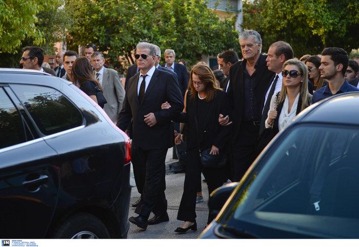 Το τελευταίο αντίο στον ποινικολόγο Μιχάλη Ζαφειρόπουλο - εικόνα 26