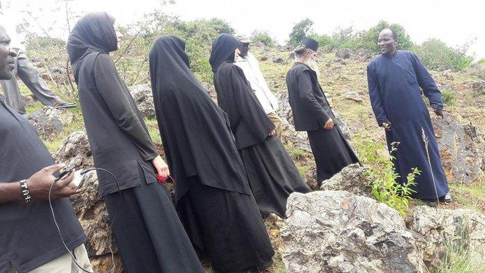 Ναταλία Λιονάκη: Η ζωή της στο μοναστήρι στη Κένυα [EIKONEΣ]