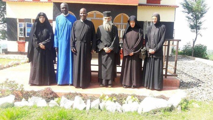 Ναταλία Λιονάκη: Η ζωή της στο μοναστήρι στη Κένυα [EIKONEΣ] - εικόνα 2