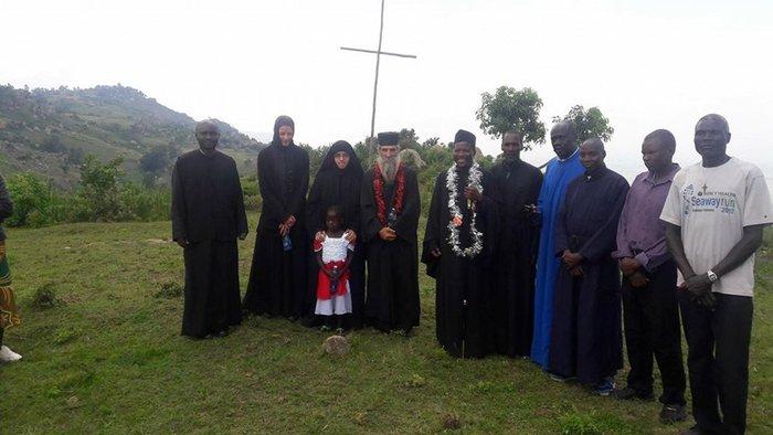 Ναταλία Λιονάκη: Η ζωή της στο μοναστήρι στη Κένυα [EIKONEΣ] - εικόνα 4