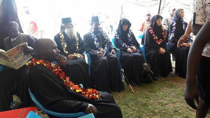 Ναταλία Λιονάκη: Η ζωή της στο μοναστήρι στη Κένυα [EIKONEΣ] - εικόνα 5