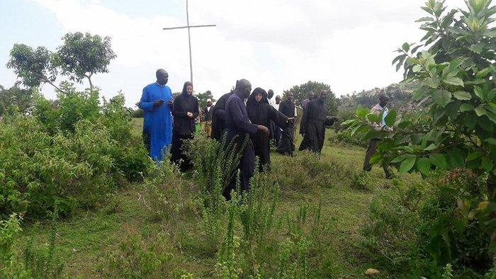 Ναταλία Λιονάκη: Η ζωή της στο μοναστήρι στη Κένυα [EIKONEΣ] - εικόνα 6
