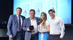 Η ΑΛΦΑ Weiss «έφερε τα πάνω-κάτω» και στα Packaging Innovation Awards