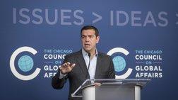 Τσίπρας από Σικάγο: Η Ελλάδα είναι πάλι ισχυρή, η ανάπτυξη επιστρέφει