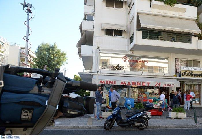 Ληστές με καλάσνικοφ στο κέντρο του Παλαιού Φαλήρου - εικόνα 3