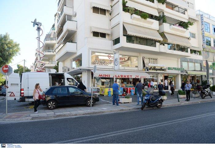 Ληστές με καλάσνικοφ στο κέντρο του Παλαιού Φαλήρου - εικόνα 4