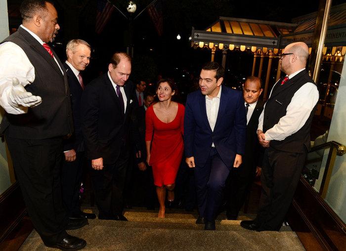 Γιατί η Μπαζιάνα θα συναντήσει την Second και όχι την First Lady των ΗΠΑ; - εικόνα 6