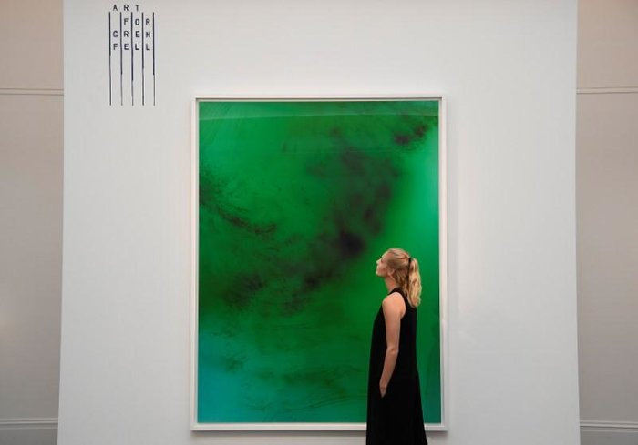 Sotheby's: 2 εκατ. για τους επιζώντες της τραγωδίας του Grenfell Tower - εικόνα 3