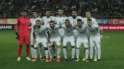 Μουντιάλ 2018: Με την Κροατία στα μπαράζ η εθνική ομάδα