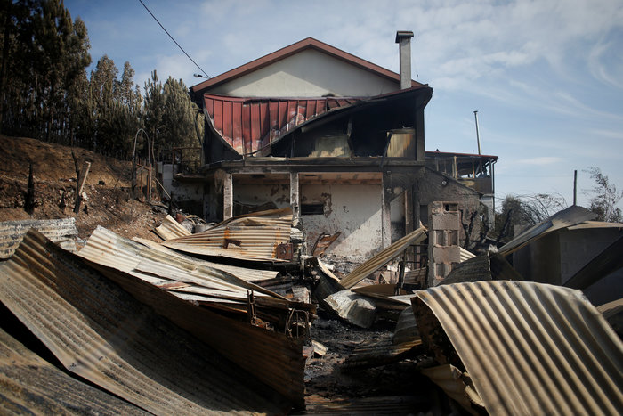 Πορτογαλία: 45 νεκροί από τις φωτιές, παραιτήθηκε η υπουργός Εσωτερικών